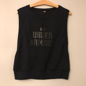 Under Armour Sleeveless Sweatshirt